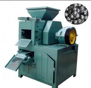 China máquina da ladrilhagem de carvão da forma redonda on sale