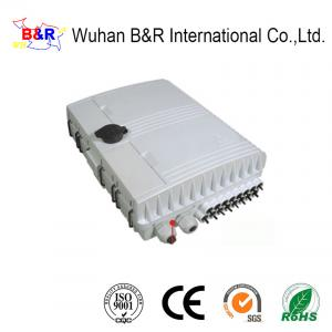 China FTTH 16 Cores Fiber Optic Cable Termination Boxes on sale