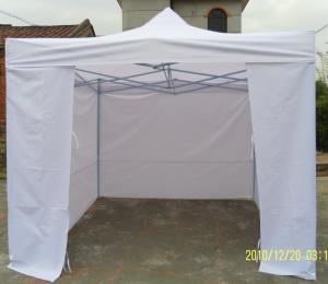 ... Quality 800D White Quick Set Up Folding Gazebo Tent 3 x 4.5 m With Silk Screen & 800D White Quick Set Up Folding Gazebo Tent 3 x 4.5 m With Silk ...