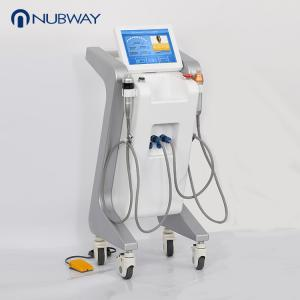 China Nubway spa equipment radio frequency fractional Wrinkle Removal machine body tightening microneedle rf machine on sale