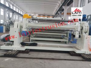 China Human Machine Interface Paper Coating Machine With Good Adhesion Ability on sale