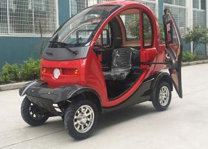 China Max 35km/H Small EV Car 60V32Ah With Lead - Acid Battery 40-50km 60V1000W on sale