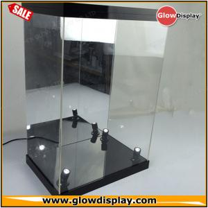 factory custom collectiable toy figure acrylic display case