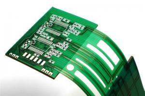 China Three Main Types Rigid Flex PCB Printed Board PET /Polyimide Material 0.25mm Thickness  Design Customized on sale