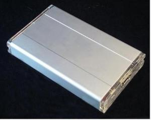"""Quality thin up and down cover USB3.0 to 2.5""""SATA, mobile HDD enclosure MH-HE-205U3 for sale"""