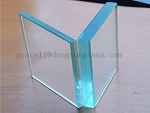 China Alibaba glass supplier 3mm-19mm Flat/Bent toughened glass price / tempered glass on sale