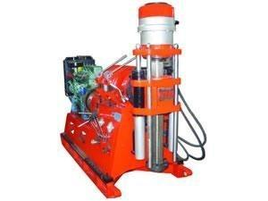 China Vertical Shaft Rotary Core Drill Rig , Geological Core Drilling Machine on sale