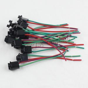 China T10 W5W plug in adaptor wire T10 socket led T10 light bulb holder on sale