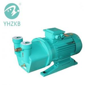 China 4hp single stage cast iron liquid ring vacuum pump used for food machinery on sale