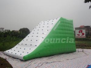 China Durable Inflatable Water Sport Tower For Climbing And Jumping on sale