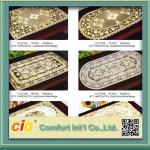 China Table Mats Design Vinyl Table Cloth 0.08mm - 0.30mm Thickness wholesale