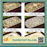 Table Mats Design Vinyl Table Cloth 0.08mm - 0.30mm Thickness