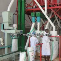 50 ton per day small maize flour miller turnkey corn milling company business plan automatic maize mill machine for sale