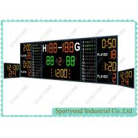 Electronic Digital Sports High School Basketball Scoreboard For Basketball Game