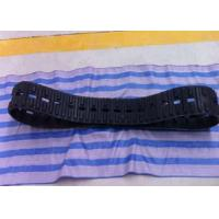 Agricultural Snowmobile Rubber Track 140mm Width For Robot / Motorcycle Systems