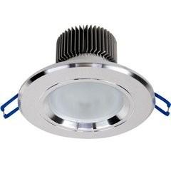China 6 Inch 2700k / 4000k 15w 900lm Led Recessed Retrofit Downlight Fixtures on sale