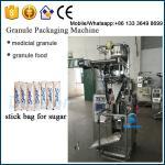 砂糖袋の包装機械3g棒の砂糖の充填機/滴りの砂糖の包装機械を付けて下さい