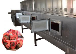 China HLTD Brand Conveyor Belt Microwave Wood Drying Machine Stainless Steel For Industrial on sale