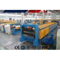 High Performance Models Roof Roll Forming Machine with Noble Appearance