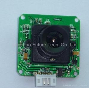 China LCF-23T(0706 Protocol)TTL Serial Camera Module wholesale