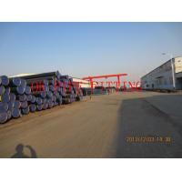 China ASTM A139 Electric fusion welded steel pipes 4 and over on sale