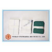 Medical Surgical Instruments 100% Cotton Medical Abdominal Gauze pads 45x45cm / 19x15mesh