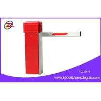 China Heavy duty RFID vehicle barrier gate Arms with 5 Million operating times on sale