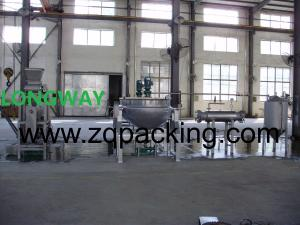 China Tomato ketchup processing machine on sale