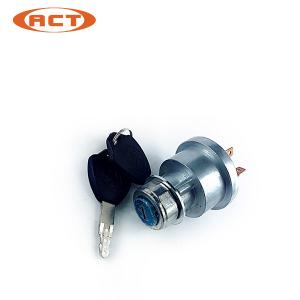 China Truck Or Excavator Spare Parts / Caterpillar Engine Ignition Switch 3E 0156 With 5 Lines on sale