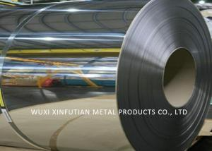 China ASTM AISI 904L 1.5 * 500  Stainless Steel Strip Coil Acids Resistance For Car Pipe on sale