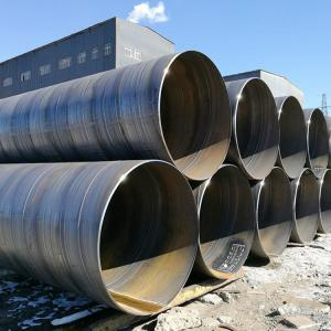 China Large diameter API 5Lspiral-welded steel pipe in China manufacturer supplier on sale