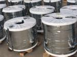 Adapté aux besoins du client la coupure de la bande en acier galvanisée plongée chaude a réduit au minimum la norme de la paillette JIS G3302