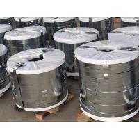 Customized Cutting Hot Dipped Galvanized Steel Strip Minimized Spangle JIS G3302 Standard