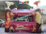 China Customized Inflatable Party Tent PVC Coated Nylon For Commercial Show wholesale