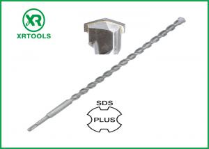 China Plus Rotary Hammer SDS Drill Bits For Brick U Flute Type Sand Blasted Surface on sale
