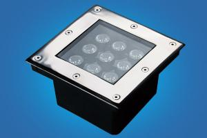 China High power LED underground lights with CE,pure aluminum on sale