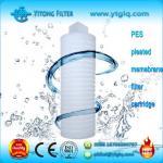 Pleated Membrane Filter Cartridge