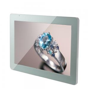 China Flat Capacitive Multi Touch Screen LCD Monitor View Angle Display For Computer on sale