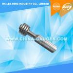 IEC60061-3: 7006-25-7 E40 van los indicadores para las roscas de tornillo de portalámparas