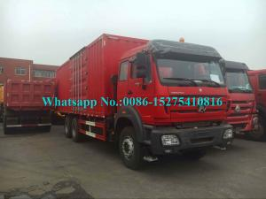 China Germany Technology North Benz Beiben brand 6x4 6x6 30Ton 380hp Heavy Off Road Container Cargo Truck on sale