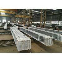 China Fast Construction Industrial Steel Frame Buildings , Durable Steel Frame Office Building on sale