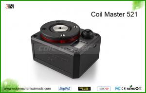 China 4.5V / 750mah Electronic Cigarette Accessories , Coil Master 521 Tab ohm Meter RDA Mod on sale
