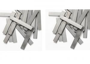 China Hard Alloy Cemented Carbide Blanks , K30 Tungsten Sheet Metal Corrosion Resistance on sale