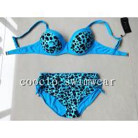 Sexy plus size bikini,triangle top swimwear beachwear leopard bikini