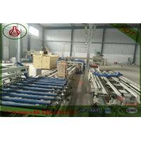 Prefab House Exterior Fiber Cement Board Production Line Light Weight