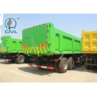 China 40 Tons Heavy Duty Dump Truck Left Hand Drive , Load Stone And Sand 8x4 New Tipper Truck on sale