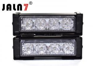 China 2x4 Led Warning Light Bar Aluminium Housing Anti - Dust Feature on sale