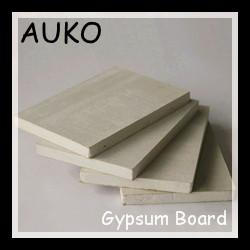 China high quality exterior gypsum board standard size on sale
