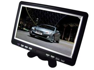 China Touch Screen Digital Video LCD TV Monitor with PAL, NTSC, SECAM, PAL-M / N on sale