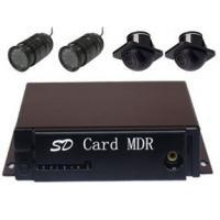 High Definition 30fps NTSC Car Security Sytems 8KB/s G - Sensor Mobile DVR with GPS